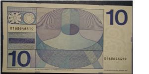 Banknote from Netherlands