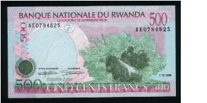 500 Francs.