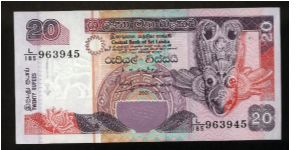 20 Rupees.