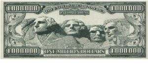 Banknote from USA