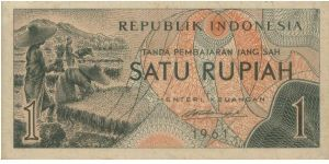 1961 2nd Series Food & Cloths.