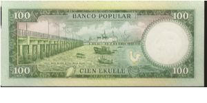 Banknote from Equatorial Guinea