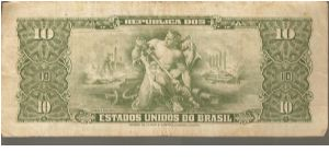 Banknote from Brazil