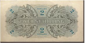 Banknote from Austria