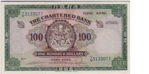 CHARTERED BANK