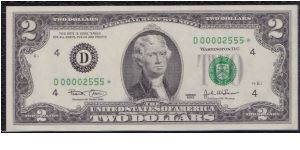2003 $2 CLEVELAND FRN