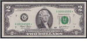2003 $2 CHICAGO FRN