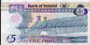 Banknote from Ireland