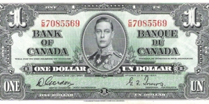 1 dollar Banknote