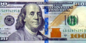 $100 Banknote