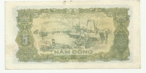 Banknote from Vietnam