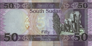 Banknote from East Africa