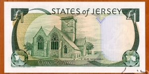 Banknote from Jersey