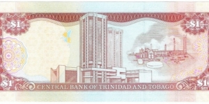 Banknote from Trinidad and Tobago