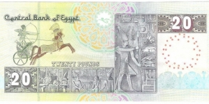 20 Pounds(2010) Banknote