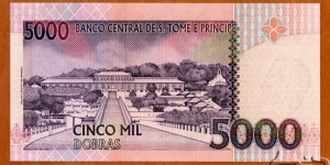 Banknote from Sao Tome & Principe
