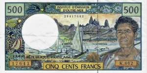 FRENCH PACIFIC TERRITORIES
