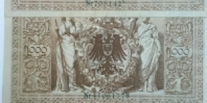 Banknote from Germany