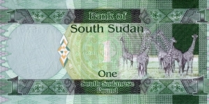 Banknote from Sudan