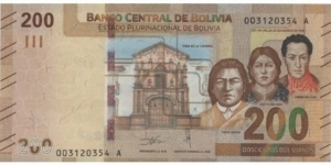 Banknote from Argentina
