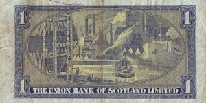 Banknote from Scotland