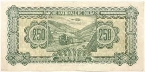 Banknote from Bulgaria