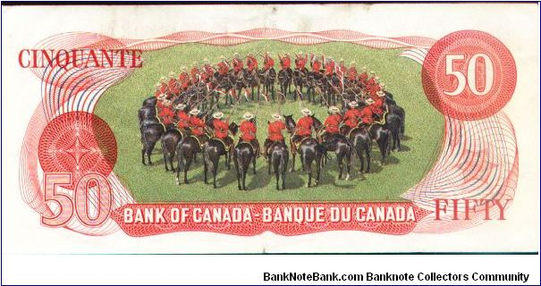 Banknote from Canada year 1975