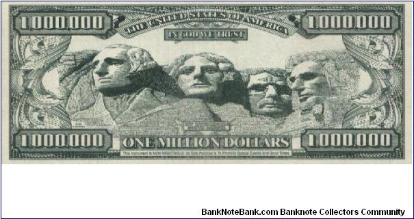 Banknote from USA year 1996