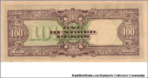 Banknote from Japan year 1944