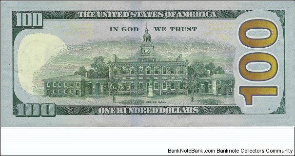 Banknote from USA year 2013